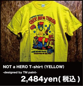 NOT-a-HERO-T-shirt