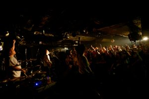"OVER ARM THROW '16.10.7 横浜 7th AVENUE 「""Keep it burning!! vol.8""」"