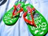 beach-sandals-green-futon-